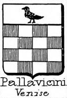 Pallavicini Coat of Arms / Family Crest 3