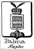 Palma Coat of Arms / Family Crest 14
