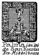 Palma Coat of Arms / Family Crest 18