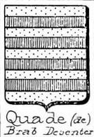 Quade Coat of Arms / Family Crest 0