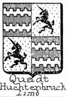 Quadt Coat of Arms / Family Crest 5