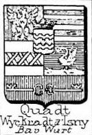 Quadt Coat of Arms / Family Crest 7