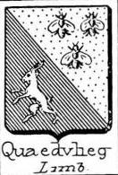 Quaedvlieg Coat of Arms / Family Crest 0