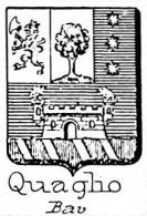 Quaglio Coat of Arms / Family Crest 0