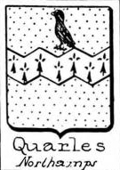 Quarles Coat of Arms / Family Crest 2