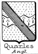 Quarles Coat of Arms / Family Crest 3