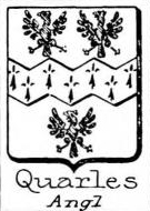 Quarles Coat of Arms / Family Crest 4