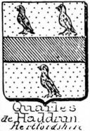 Quarles Coat of Arms / Family Crest 5