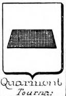 Quarmont Coat of Arms / Family Crest 0