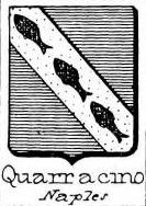Quarracino Coat of Arms / Family Crest 0