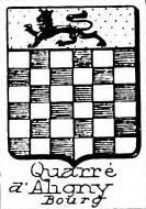 Quarre Coat of Arms / Family Crest 3