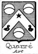 Quarre Coat of Arms / Family Crest 0