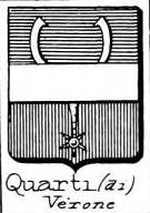 Quarti Coat of Arms / Family Crest 1