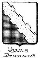 Quas Coat of Arms / Family Crest 0