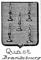 Quast Coat of Arms / Family Crest 9