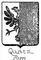 Quatz Coat of Arms / Family Crest 0