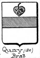 Quay Coat of Arms / Family Crest 1