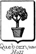 Queborn Coat of Arms / Family Crest 0