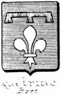 Quebriac Coat of Arms / Family Crest 0