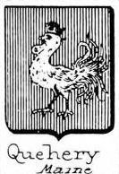 Quehery Coat of Arms / Family Crest 0