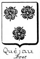Quejau Coat of Arms / Family Crest 0