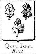 Quelen Coat of Arms / Family Crest 1