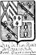 Quelen Coat of Arms / Family Crest 2