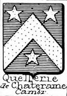 Quellerie Coat of Arms / Family Crest 0