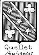 Quellet Coat of Arms / Family Crest 0