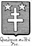 Quelque Coat of Arms / Family Crest 0