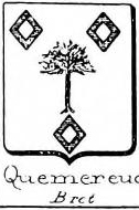Quemereuc Coat of Arms / Family Crest 0