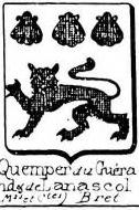 Quemper Coat of Arms / Family Crest 0