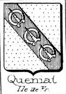 Queniat Coat of Arms / Family Crest 0