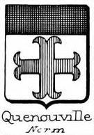 Quenouville Coat of Arms / Family Crest 0