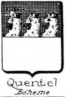 Quentel Coat of Arms / Family Crest 1