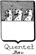 Quentel Coat of Arms / Family Crest 0