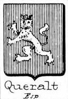 Queralt Coat of Arms / Family Crest 4