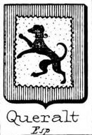 Queralt Coat of Arms / Family Crest 5