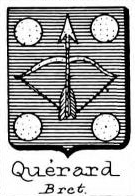 Querard Coat of Arms / Family Crest 0