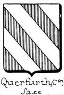 Querfurth Coat of Arms / Family Crest 0