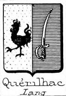 Querilhac Coat of Arms / Family Crest 0