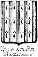 Quesada Coat of Arms / Family Crest 5