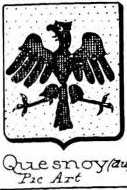 Quesnoy Coat of Arms / Family Crest 3
