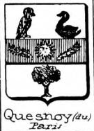 Quesnoy Coat of Arms / Family Crest 5
