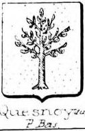 Quesnoy Coat of Arms / Family Crest 0