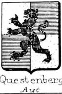 Questenberg Coat of Arms / Family Crest 2