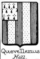 Quevellerius Coat of Arms / Family Crest 0