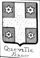 Queville Coat of Arms / Family Crest 0