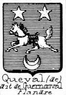 Quieu Coat of Arms / Family Crest 0