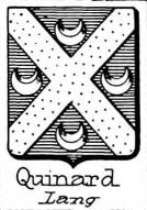 Quinard Coat of Arms / Family Crest 0